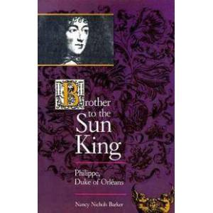 Brother Barker, Nancy Nichols Brother to the Sun King (0801861640)