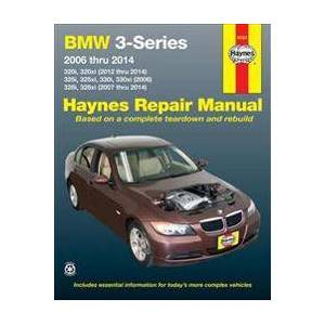 Haynes Publishing BMW 3-Series (06-14) (1620922169)