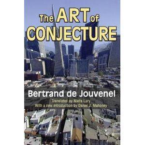 ART de Jouvenel, Bertrand The Art of Conjecture (1412847486)