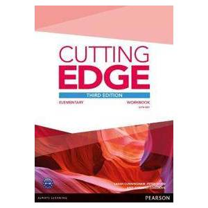 Edge Crace, Araminta Cutting Edge 3rd Edition Elementary Workbook with Key (1447906411)