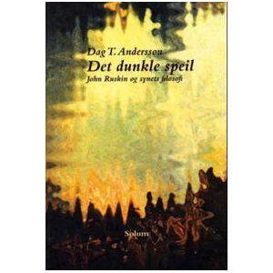 Andersson Dag T. Det dunkle speil (8256014210)