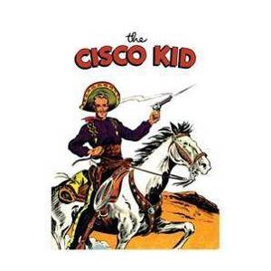 Dell Comics, Dell The Cisco Kid: A Dell Comics Reprint Collection (1616464038)