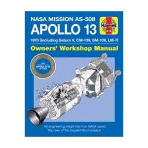 Baker, David Apollo 13 Manual 50th Anniversary Edition (1785217305)