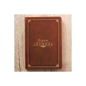 ART Prayer Journal Lux-Leather W/ Scripture/Prayers (1432114832)