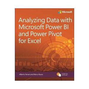 Acer Ferrari, Alberto Analyzing Data with Power BI and Power Pivot for Excel (150930276X)
