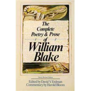 Blake, William Compl Poetry Blake Rev Ed (0385152132)