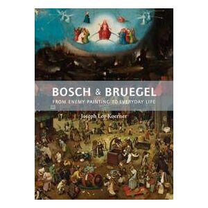 Bosch Koerner, Joseph Leo Bosch and Bruegel: From Enemy Painting to Everyday Life - Bollingen Series XXXV: 57 (0691172285)