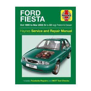 Haynes Publishing Ford Fiesta 95-02 (1785212877)
