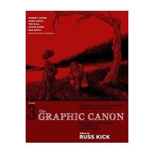 Canon Kick, Russ Graphic Canon, The - Vol. 3 (1609803809)