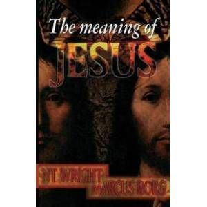 Canon The Meaning of Jesus (0281052549)