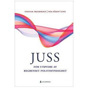 Fredriksen, Steinar Juss for utøvere av begrenset politimyndighet (8205515484)