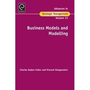 Baden-Fuller, Charles Business Models and Modelling (1785604635)