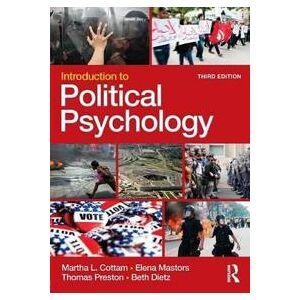 Cottam, Martha L. Introduction to Political Psychology (1848726724)