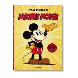 Disney Gerstein, David Walt Disney's Mickey Mouse. The Ultimate History (3836552841)