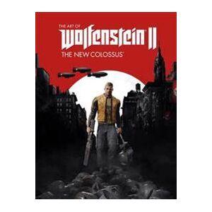 ART MachineGames The Art Of Wolfenstein Ii (1506705278)
