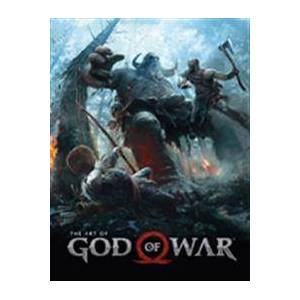 Sony INTERACTIVE ENTERTAINMENT, The Art of God of War (150670574X)
