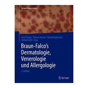 Braun Plewig, Gerd Braun-Falco's Dermatologie, Venerologie Und Allergologie (3662495430)