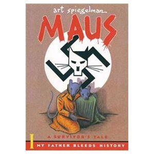 ART Maus I: A Survivor's Tale: My Father Bleeds History (0394747232)