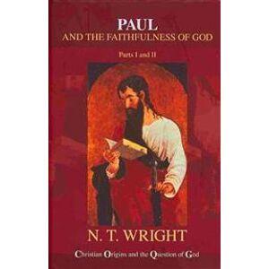 Canon Paul and the Faithfulness of God (0281055556)
