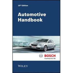 Bosch Robert Bosch GmbH Bosch Automotive Handbook (1119530814)
