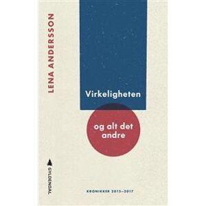 Andersson Lena Virkeligheten og alt det andre (8205516685)