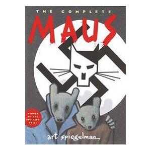 ART The Complete Maus: A Survivor's Tale (0679406417)