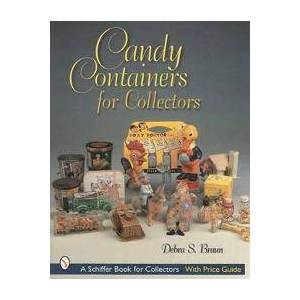 Braun Candy Containers for Collectors (0764314823)
