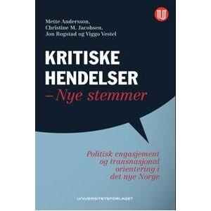 Andersson Mette Kritiske hendelser - nye stemmer (8215018238)