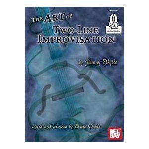 ART Wyble, Jimmy The Art of Two-line Improvisation (0786694335)