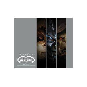 ART The Cinematic Art of World of Warcraft: Volume 1 (1789092981)