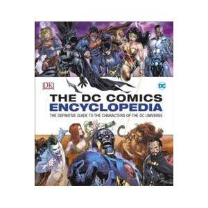 Manning, Matthew K. The DC Comics Encyclopedia (0241232619)