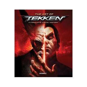 ART Hull, Jerald The Art of Tekken: A Complete Visual History HC (1524107735)