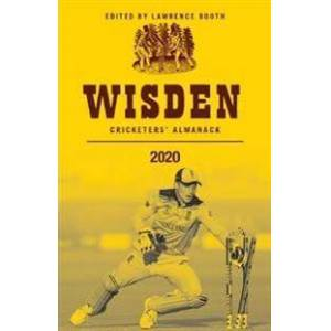Booth, Lawrence Wisden Cricketers' Almanack 2020 (1472972880)