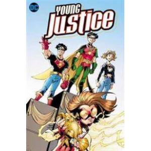 David, Peter Young Justice Book Four (1401295002)