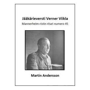 Andersson Jääkärieversti Verner Viikla (952687384X)