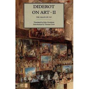 ART Diderot Diderot on Art, Volume II (0300062524)