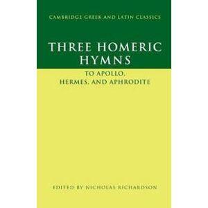 Richardson, Nicholas Three Homeric Hymns (0521457742)