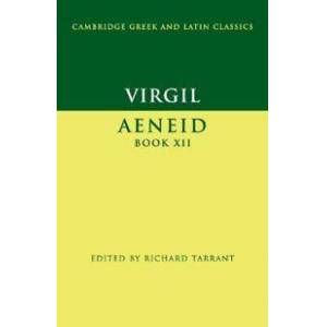 Virgil Virgil: Aeneid Book XII (0521313635)