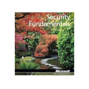 Microsoft Exam 98-367 Security Fundamentals (0470901845)