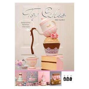 Blanco Top Cakes: Aprende La Forma Fácil de Hacer Tortas En Pisos (9874578718)
