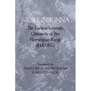 Andersson Theodore M. Morkinskinna (0801477832)