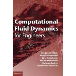 Andersson Bengt Computational Fluid Dynamics for Engineers (1107018951)