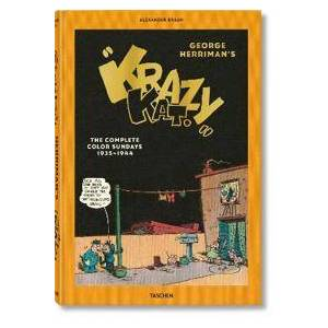 Braun Alexander George Herriman's 'Krazy Kat', The Complete Color Sundays 1935-1944 (3836566362)