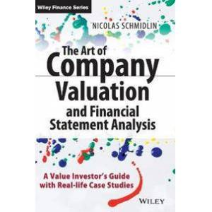 ART Schmidlin, Nicolas The Art of Company Valuation and Financial Statement Analysis (1118843096)