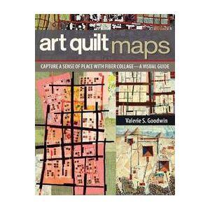 ART Goodwin, Valerie Art Quilt Maps (1607056828)