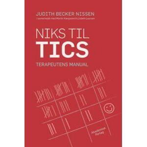 Becker Niks til tics - Terapeutens manual (8750051385)