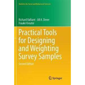 Valliant, Richard Practical Tools for Designing and Weighting Survey Samples (3030066983)