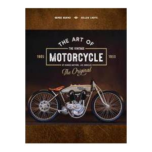 ART The Art of the Vintage Motorcycle (0789339544)