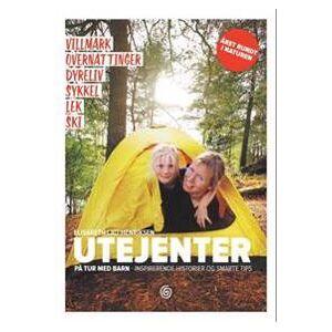 Lau-Henriksen, Elisabeth Utejenter; på tur med barn -  inspirerende historier og smarte tips (8248914976)