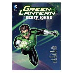 Geoff, Johns Green Lantern By Geoff Johns Omnibus Vol. 3 (1401258204)